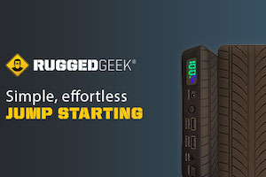 Rugged Geek Coupon
